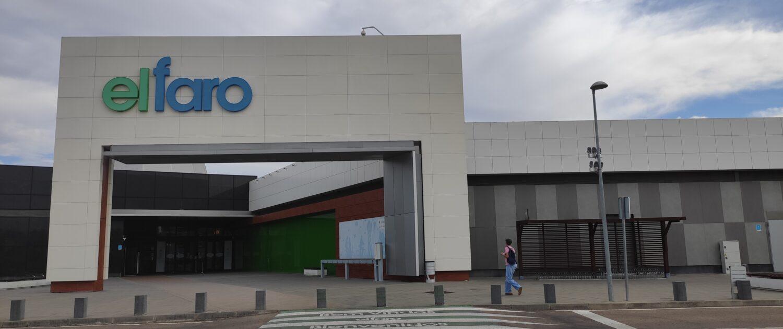 centro comercial el Faro Badajoz