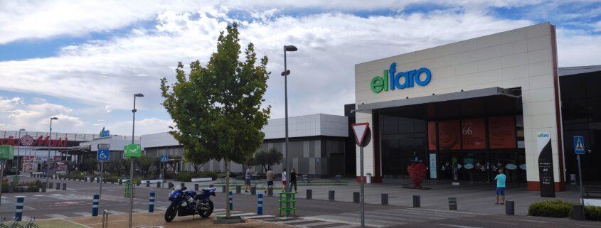 centro comercial ahorro energético