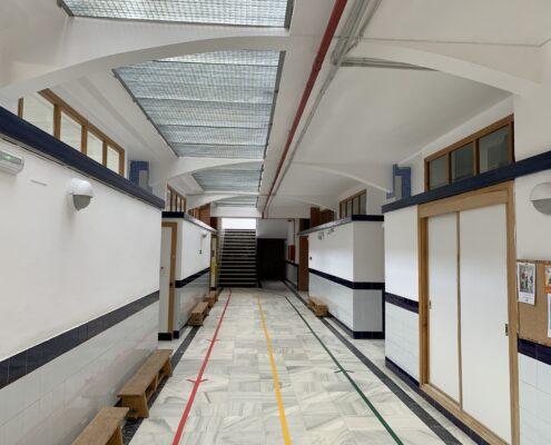 optimización eficiencia energética centros educativos