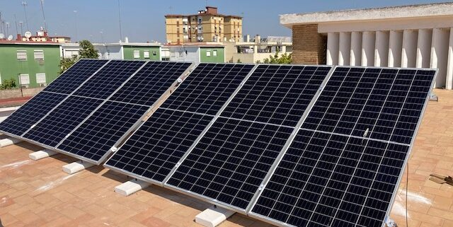 fotovoltaica parroquia de la candelaria